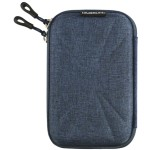 "SUBBLIM Funda Disco Duro HDD Business Case 2,5"" Dark Blue"
