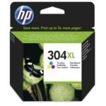 HP N9K05AE Nº304XL Tricolor