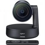 Logitech webcam videoconferencia Rally
