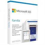Microsoft 365 Familia (6u)