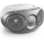 RADIO CD PHILIPS SOUNDMACHINE C-PLATA AZ215R-12