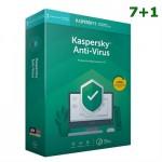 Kaspersky Antivirus 2020 3L/1A PROMO 7+1