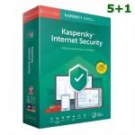 Kaspersky Internet Sec. MD 2020 3L/1A PROMO 5+ 1