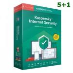 Kaspersky Internet Sec.MD 2020 4L/1A PROMO 5+1