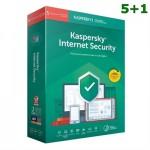 Kaspersky Internet Sec.MD 2020 5L/1A PROMO 5+1
