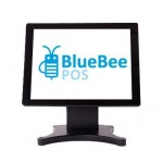 "MONITOR TACTIL BLUEBEE 15"" CAPACITIVA PLANA P-CAP"