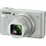 Canon PowerShot SX730 HS 20.3MP Wifi NFC Plata