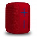 NGS Roller Coaster Altavoz Bluetooth Rojo 10W
