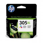 CARTUCHO HP 305XL COLOR 3YM63AE