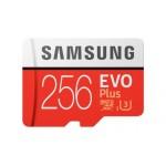 MEMORIA MICRO SD 256GB SAMSUNG EVO+ 2020 CLASE 10