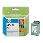 CARTUCHO HP 351XL CB338EE COLOR 580PAG