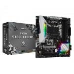 Asrock B450M Steel Legend Zócalo AM4 Micro ATX AMD B450