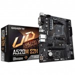PLACA BASE GIGABYTE A520M S2H AM4 MATX 2XDDR4