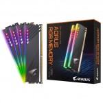 DDR4 GIGABYTE 16GB (2X8GB) 3600 MHZ RGB + 2 DEMO KIT