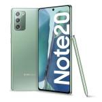 Samsung Galaxy Note 20 4G 8GB/256GB Verde (Mystic Green) Dual SIM N980F