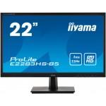 "iiyama ProLite E2283HS-B5 LED display 54,6 cm (21.5"") 1920 x 1080 Pixeles Full HD Negro"
