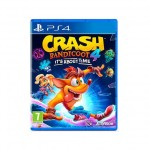 JUEGO SONY PS4 CRASH BANDICOOT 4 IT´S ABOUT TIME