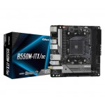 PLACA ASROCK B550M-ITX/AC,AMD,AM4,B550,GBLAN+WIFI+BT5.1.M-IT
