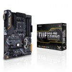 PLACA ASUS TUF GAMING B450M-PRO II,AMD,AM4,B450,4DDR4,128GB,DVI+HDMI,GBLAN,6SATA3,2XM.2,4USB3.2,MATX