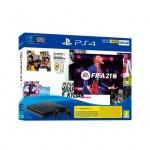 CONSOLA SONY PS4 500GB + FIFA 21