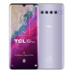 TCL 10 Plus 6GB/256GB Plata (Starlight Silver) Dual SIM T782H
