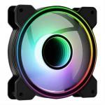 Aerocool Ventilador Infinity Mirror 12CM ARGB