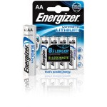 BLISTER 4 PILAS ULTIM LITHIUM TIPO L91 (AA) ENERGIZER