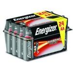 CAJA 24 PILAS ALKALINAS POWER TIPO LR6 (AA) ENERGIZER