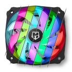 Nox Hummer H-123 RGB Ventilador CPU 120mm