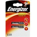 BLISTER 2 PILAS ESPECIALES MODELO E96 (AAA) ENERGIZER