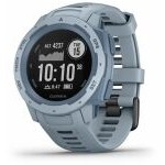 RELOJ DEPORTIVO CON GPS GARMIN INSTINCT AZUL CIELO - PANTALLA 23*23MM - MULTISPORT - SALUD - NOTIFICACIONES - 10ATM