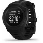 RELOJ DEPORTIVO CON GPS GARMIN INSTINCT TACTICAL EDITION NEGRO - PANTALLA 23*23MM - MULTISPORT - SALUD - NOTIFICACIONES - 10ATM