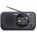 SHARP DR-P320(BK) RADIO DIGITAL PORTÁTIL