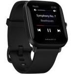 Smartwatch Huami Amazfit Bip U Pro/ Notificaciones/ Frecuencia Cardiaca/ GPS/ Negro