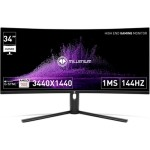 "Millenium MD34PRO Monitor 34"" 144Hz HDMI DP AA cur"