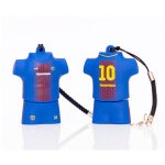PENDRIVE 32GB TECH ONE TECH EQUIPACION BLAUGRANA USB 2.0/GO