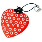 PENDRIVE 32GB TECH ONE TECH CORAZON ROJO LOVE TEC5122-32