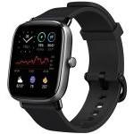 Smartwatch Huami Amazfit GTS 2 Mini/ Notificaciones/ Frecuencia Cardíaca/ Negro Medianoche