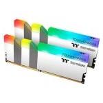 MODULO DDR4 16G 2X8G PC4600 THERMALTAKE TOUGHRAM BLANCO/RGB