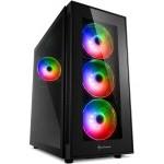 CAJA ATX SHARKOON TG5 PRO RGB