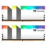 MODULO DDR4 32G 2X16G PC3600 THERMALTAKE TOUGHRAM BLANCO/RG