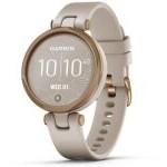 Smartwatch Garmin Lily Sport/ Notificaciones/ Frecuencia Cardíaca/ GPS/ Oro Rosa y Arena