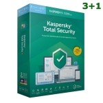 Kaspersky Total Security MD 2020 3L/1A 3+1