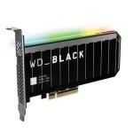 Western Digital AN1500 SSD PCIE NVMe 1TB Black