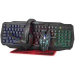 Kit teclado + raton + auriculares