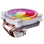 Mars Gaming Ventilador MCPU220 ARGB 140W WHITE