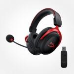 HyperX HHSC2X-BA-RD/G auricular y casco Auriculares Diadema Negro, Rojo