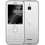 Nokia 8000 4G Blanco Dual SIM