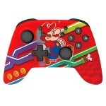 GAMEPAD HORI WIRELESS MARIO ROJO ED. ESPECIAL Bluetooth/Ace