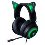 Razer Kraken Kitty Edition Auriculares Diadema Negro, Verde